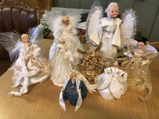 Koriste-enkelit