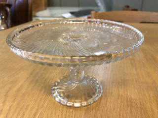 Wiialan lasin tarjoiluastia