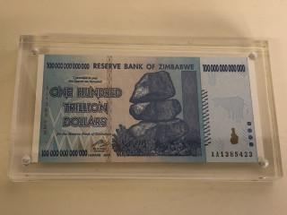 Zimbabwen seteli
