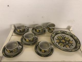 Arabia teekuppeja